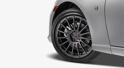 2017 Toyota 86 Forged TRD Alloy Wheels