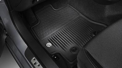 2017 Toyota 86 All Weather Floor Liners