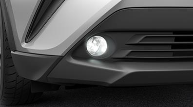 2017 Toyota C-HR Fog Lights