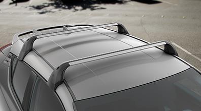 2017 Toyota C-HR Cross Bars