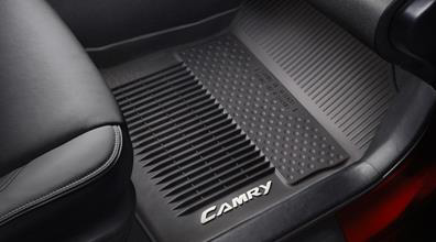 2017 Toyota Camry All Weather Floor Liners