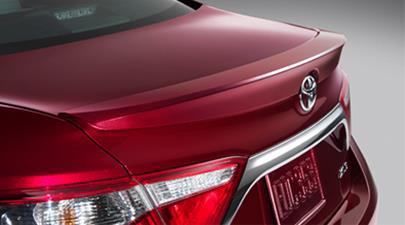 2017 Toyota Camry Rear Lip Spoiler