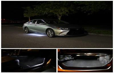 2017 Toyota Corolla LED Illumination Kit - Int/Ext Lights