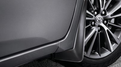 2017 Toyota Corolla Mudguards