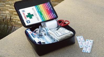 2017 Toyota Corolla iM First Aid Kit