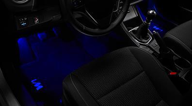 2017 Toyota Corolla iM Interior Light Kit - 7 color choices