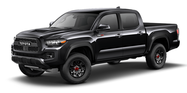 2018 Toyota Tacoma Research info Heyward Allen Toyota