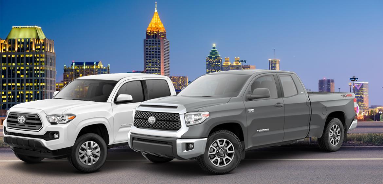 2018 Toyota Tacoma & Tundra Special