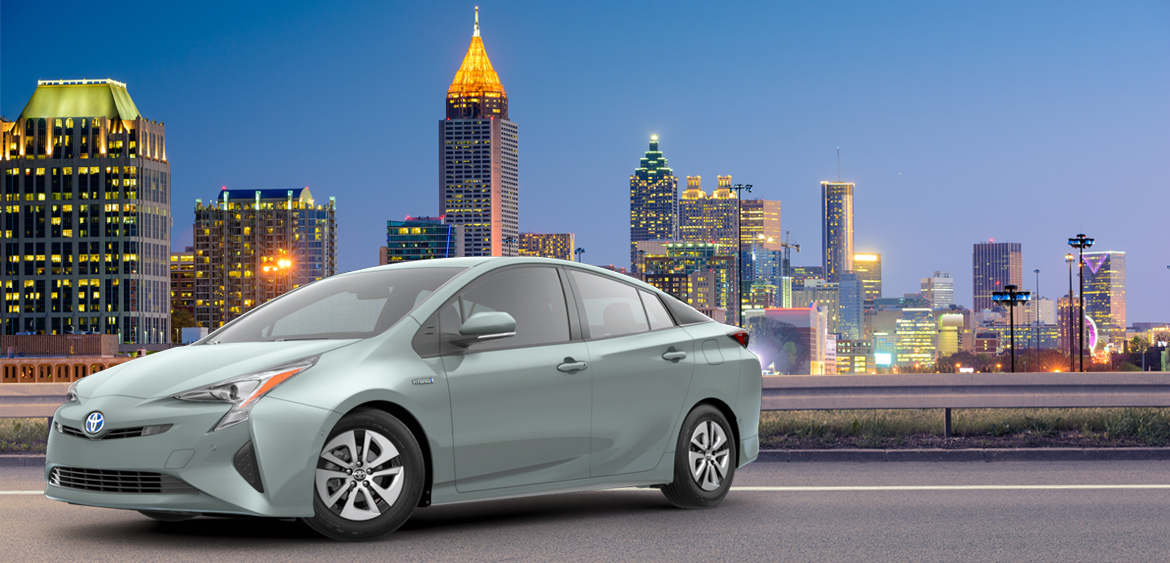 2018 Toyota Prius Lease Special