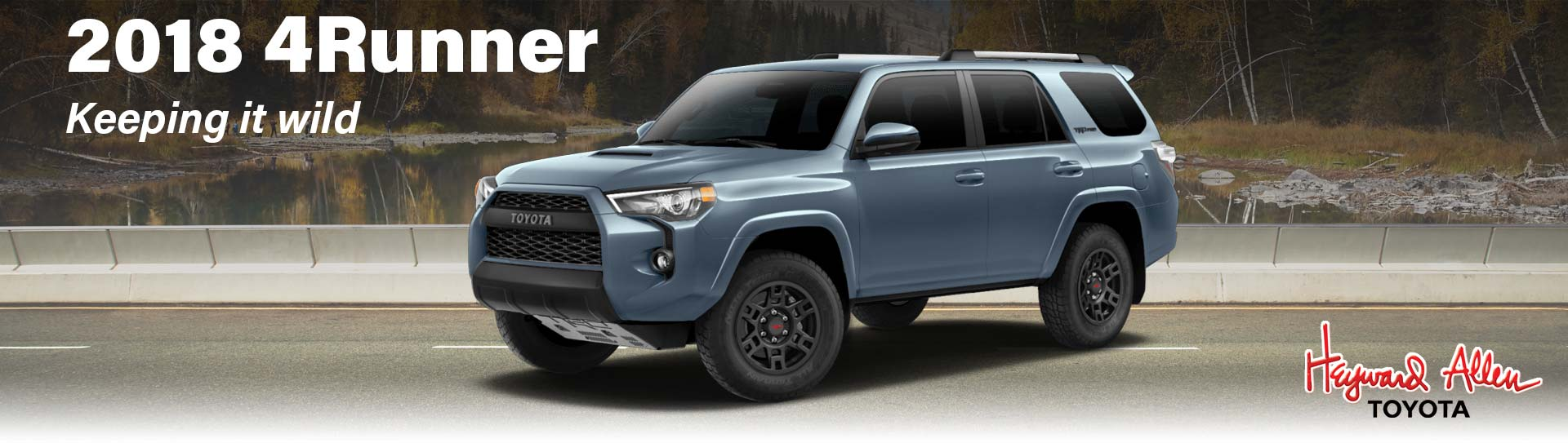 2018 Toyota 4Runner comparison