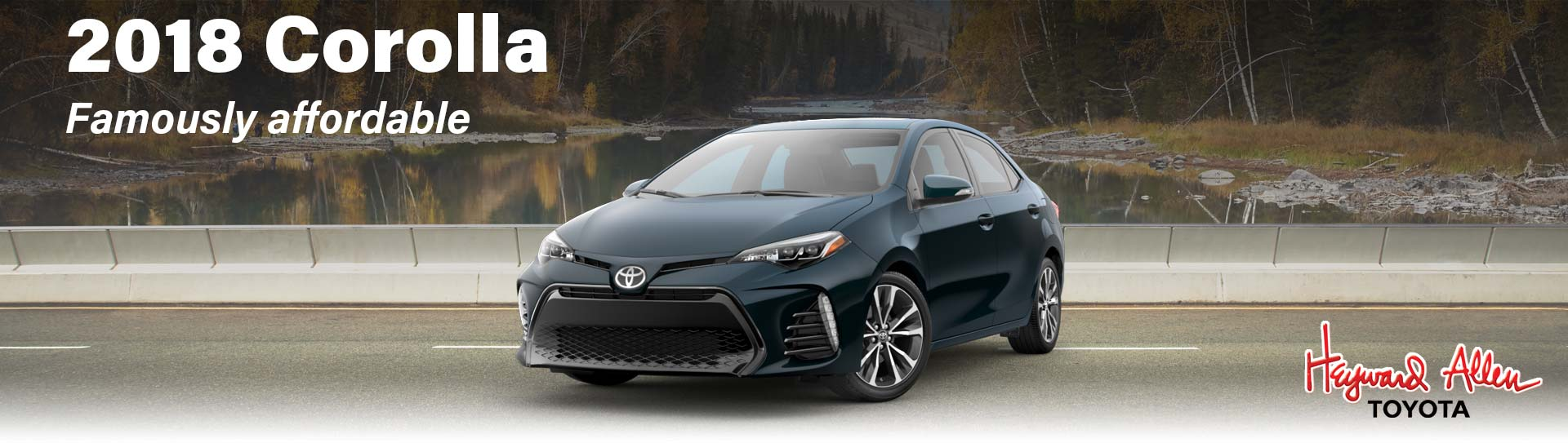 2018 Toyota Corolla comparison