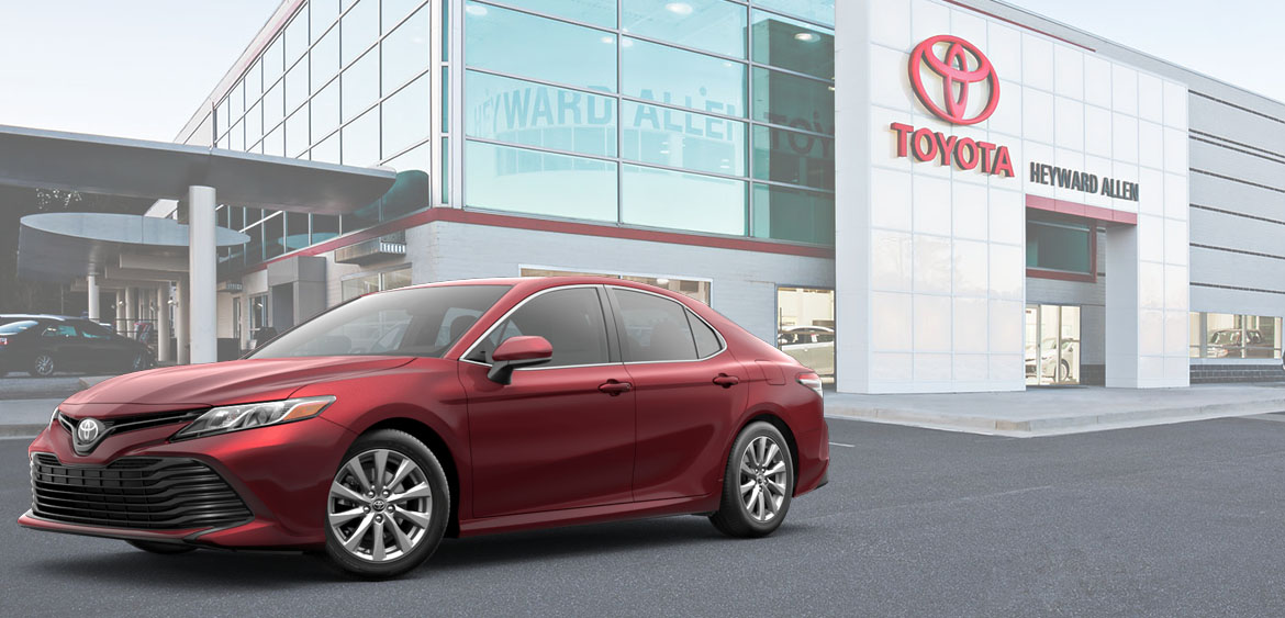 2018 Toyota Camry Lease Special