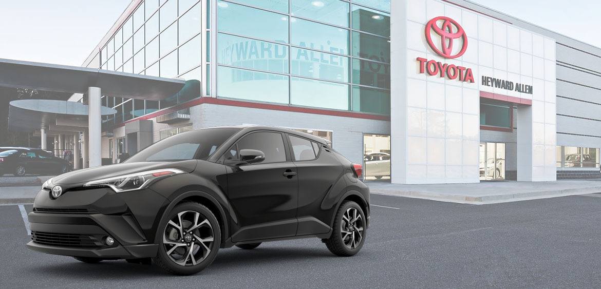 2018 Toyota C-HR Lease Special