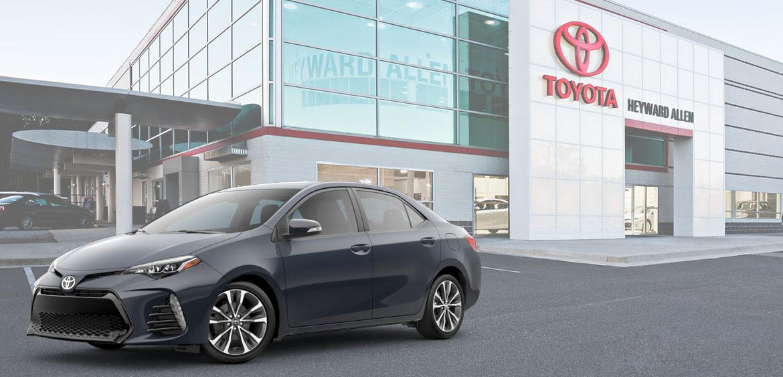 2019 Toyota Corolla Special