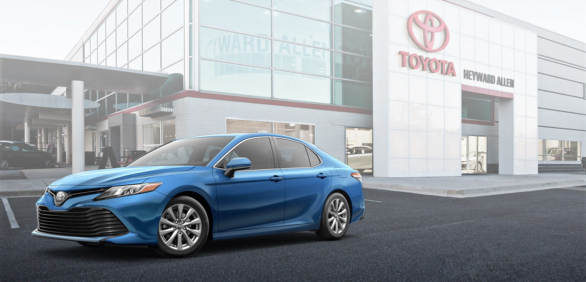 New Toyota Vehicle Specials | Heyward Allen Toyota Serving Athens, GA