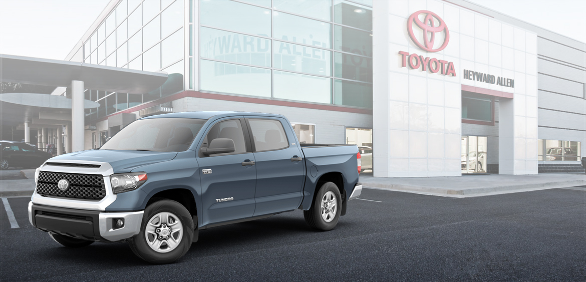 2019 Toyota Tundra Lease Special