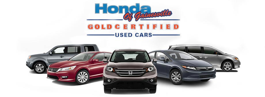 Honda of Gainesville Certified