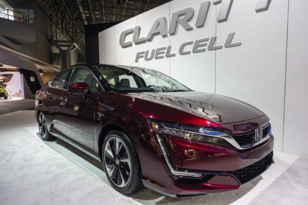 Introducing The 2017 Honda Clarity Line Honda Of Gainesville