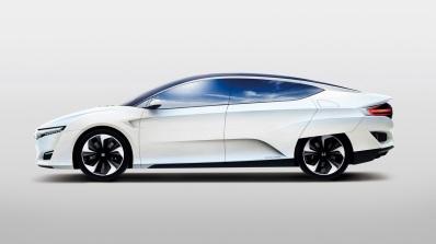 2016 Honda FCV Compact Car