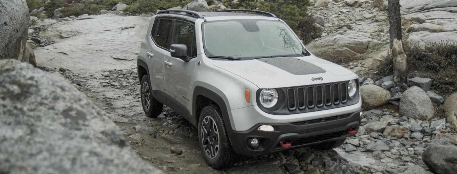 2016 Jeep Renegade Design