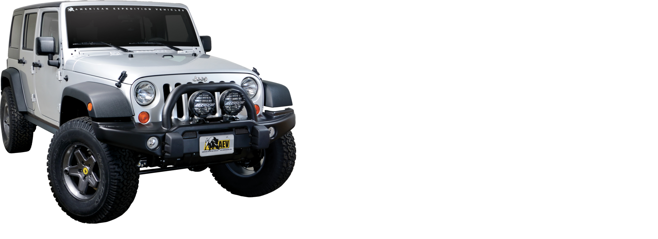 AEV Jeep Wrangler in Keene NH