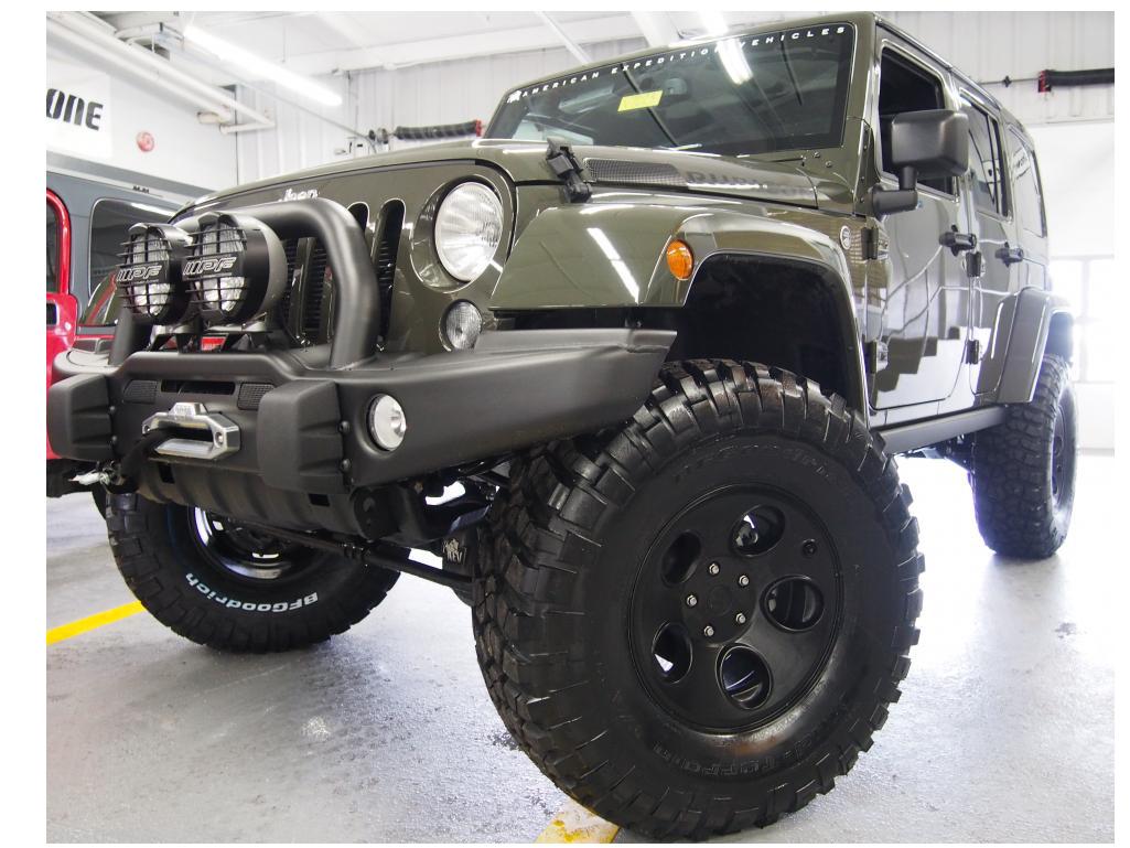 Aev Jeep Wrangler In Keene Nh Chrysler Dodge Ram Hot Tj Trailer Wiring Harness Image