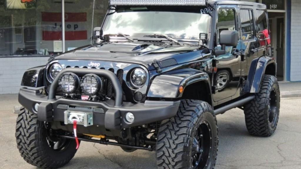 Aev Lift Kits >> Transform Your Wrangler With Aev Parts Keene Chrysler Dodge Jeep Ram