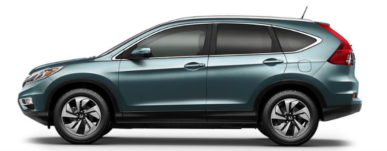 How Many Colors Does The 2016 Honda CR V Come In