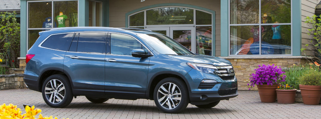 Personalize the new 2017 pilot with these exterior color for New honda pilot 2017