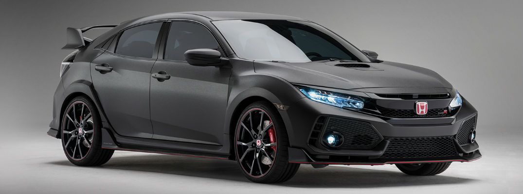 2018 Civic Type R Debuts In The US At 2016 SEMA Show