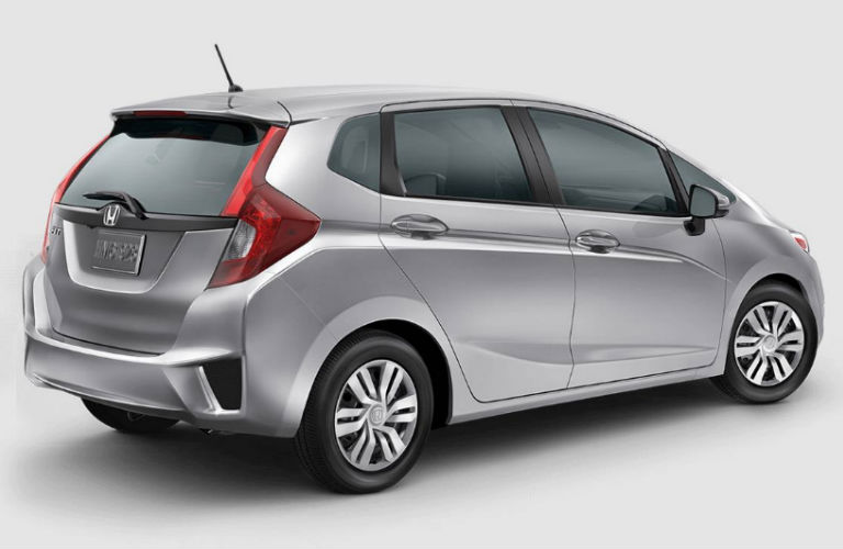 What are the color options for the 2017 Honda Fit? | Kuhn Honda