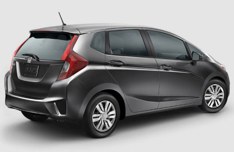 what are the color options for the 2017 honda fit
