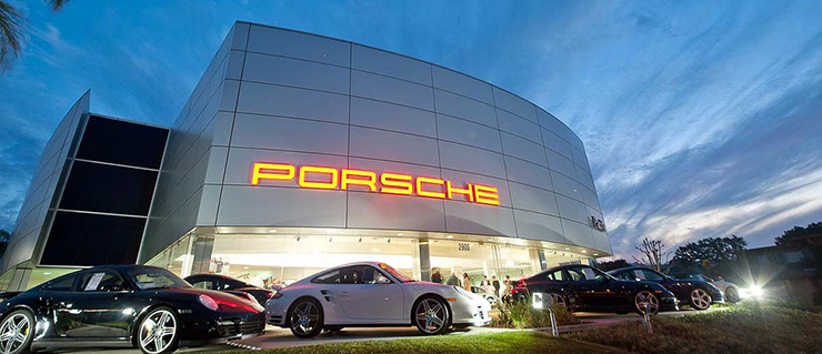 Pacific Porsche