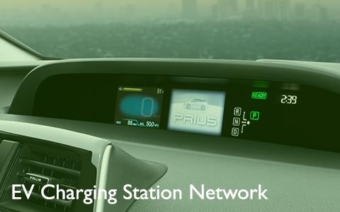 EV Charging Station Network