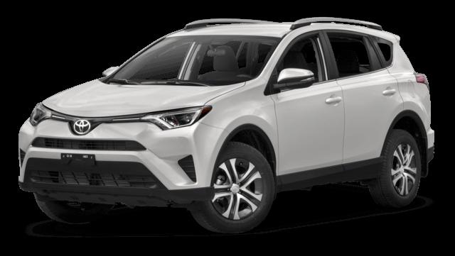2017 Subaru Forester. 2016 Toyota RAV4