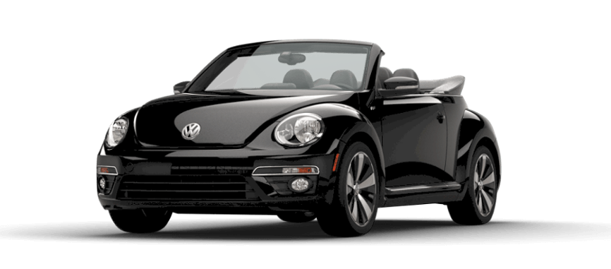Beetle Convertible R-Line 2.0T