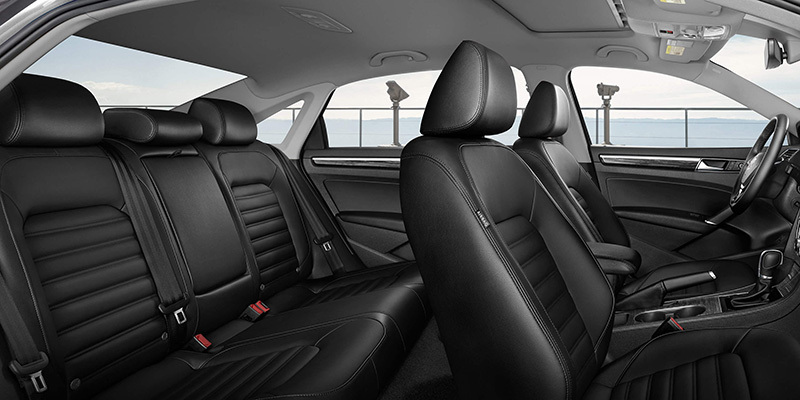 2016 Jetta Interior Features Design