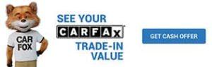 CARFAX Trade-In Tool