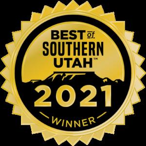 Best of Southern Utah 2021 Gold Winner