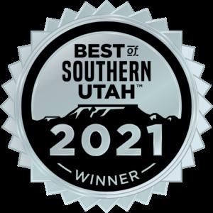 Best of Southern Utah 2021 Silver Winner