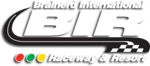 Brainerd International Raceway Logo