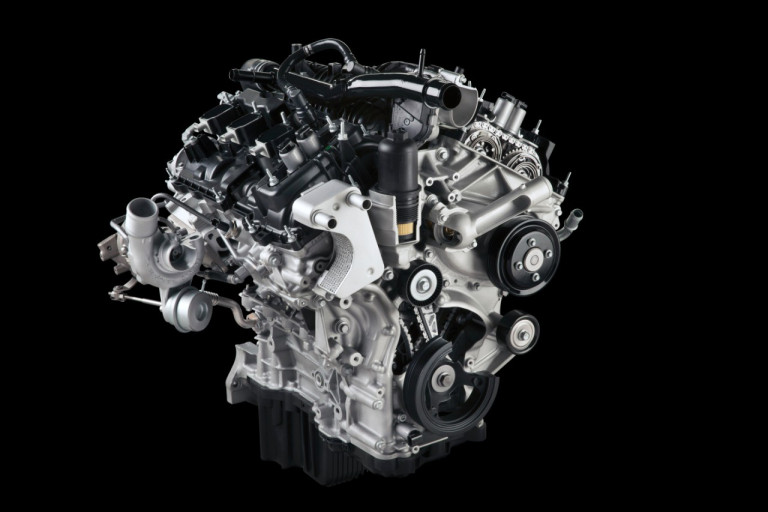 2.7-liter EcoBoost® engine