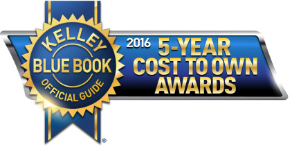 Kelley Blue Book Awards Four Fords 5-Year Cost to Own Winners