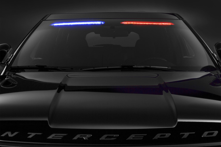 Laird Noller Ford Topeka >> Ford Police Interceptor Goes Deeper Into Stealth Mode ...