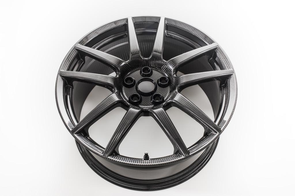 Carbon-Fiber Wheel