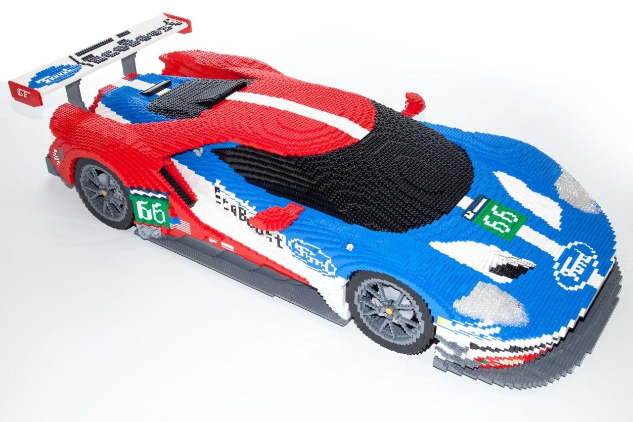 Ford Lego GT