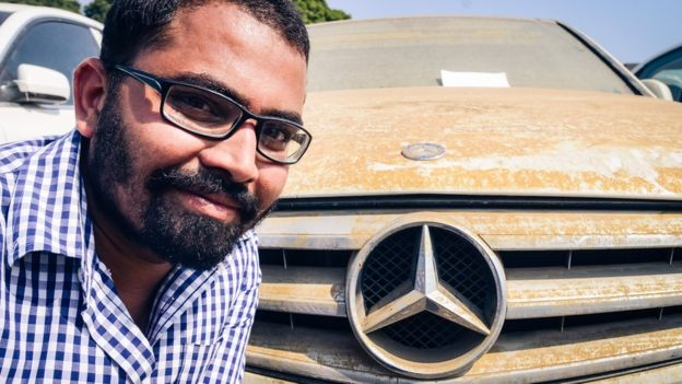 India's 'dead' car auctions: Where you can get a Porsche for $7,000 on volvo graveyard, airstream graveyard, volkswagen graveyard, harley davidson graveyard, dodge truck graveyard, ford graveyard,