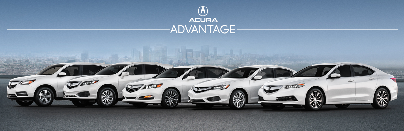 Acura Advantage Leasing Program