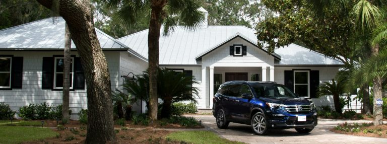 Honda Pilot Is One Of The Prizes For 2017 Hgtv Dream Home Giveaway
