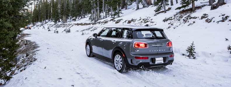 The All Wheel Drive 2017 Mini Cooper S Clubman All4 Has Arrived